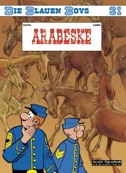 Blauen Boys 31: Arabeske