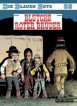 Blauen Boys 38: Blutchs roter Bruder