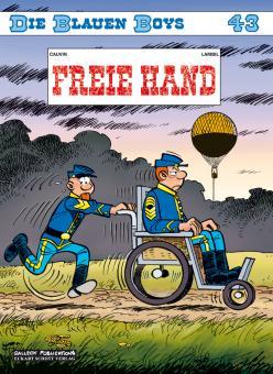 Blauen Boys 43: Freie Hand