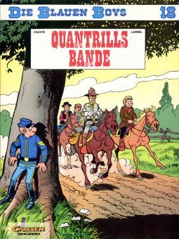 Blauen Boys 18: Quantrills Bande