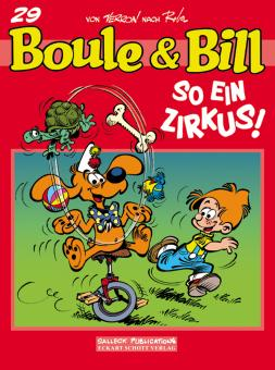 Boule & Bill 29: So ein Zirkus
