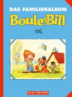 Boule & Bill Sonderband: Das Familienalbum