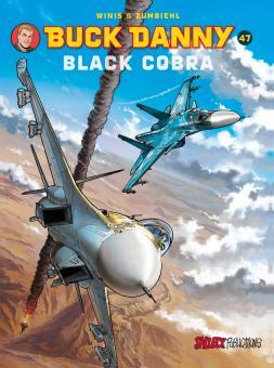 Buck Danny 47: Black Cobra