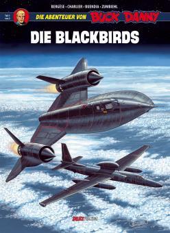 Abenteuer von Buck Danny: Die Blackbirds (Teil 1)