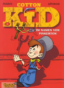 Cotton Kid 1: Im Namen von Pinkerton