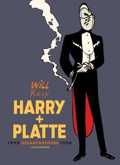 Harry + Platte Gesamtausgabe: 1955-1958