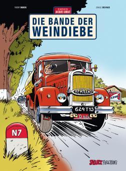 Abenteuer von Jacques Gibrat 1: Die Bande der Weindiebe