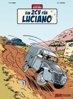 Abenteuer von Jacques Gibrat 3: Ein 2CV für Luciano