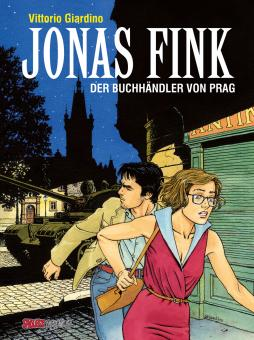Jonas Fink 2: Der Buchhändler von Prag (Vorzugsausgabe)