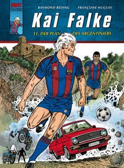 Kai Falke 11: Der Plan des Argentiniers