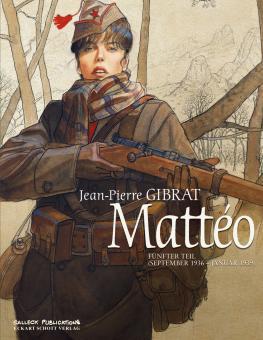 Mattéo - Fünfter Teil: September 1936 - Januar 1939