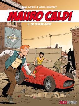 Mauro Caldi 6: Die Ferrari-Diebe