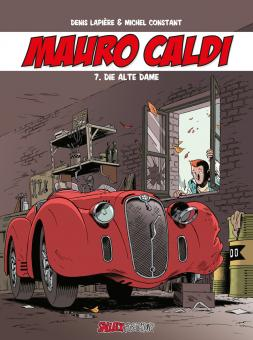 Mauro Caldi 7: Die alte Dame