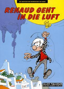 Abenteuer der Minimenschen 25: Renaud geht in die Luft