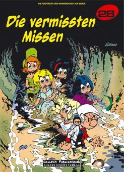 Abenteuer der Minimenschen 28: Die vermissten Missen