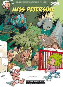 Abenteuer der Minimenschen 38: Miss Petersilie
