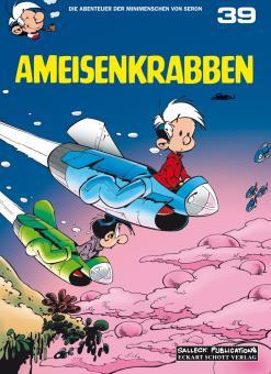 Abenteuer der Minimenschen 39: Ameisenkrabben
