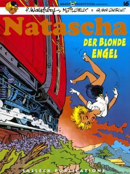 Natascha 16: Der blonde Engel