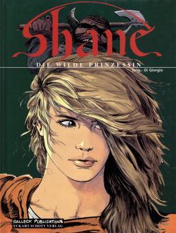 Shane 1: Die wilde Prinzessin