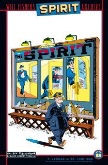 Spirit Archive 18: Januar bis Juni 1949 (Vorzugsausgabe)