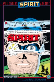 Spirit Archive 20: Januar bis Juni 1950
