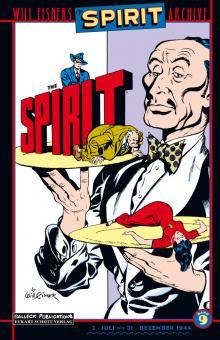 Spirit Archive  9: Juli bis Dezember 1944 (Vorzugsausgabe)