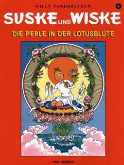 Suske und Wiske  4: Die Perle in der Lotusblüte