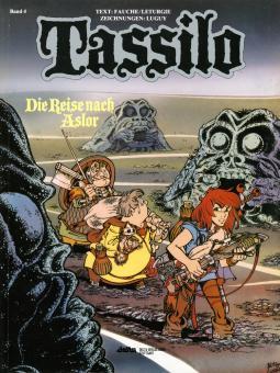 Tassilo  4: Die Reise nach Aslor