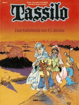 Tassilo  5: Das Geheimnis von El Jerada