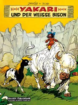Yakari  2: ...und der weiße Bison