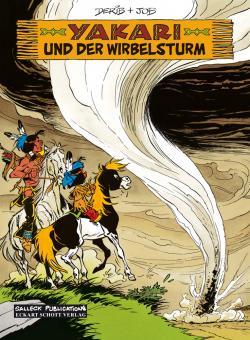 Yakari 22: ...und der Wirbelsturm