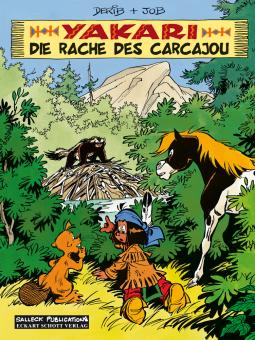 Yakari 26: Die Rache des Carcajou