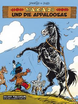 Yakari 31: ...und die Appaloosas