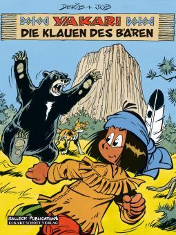 Yakari 32: Die Klauen des Bären