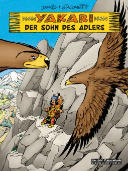 Yakari 41: Der Sohn des Adlers