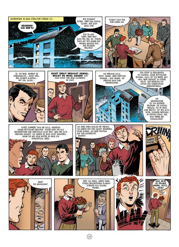 Salleck Publications Neuen Abenteuer Von Buck Danny 6 Alarmstufe Rot